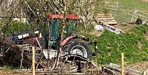MATTILSYNET: – De gjør bare jobben sin, sier bonden som nå er under etterforskning.