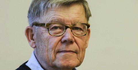 SKEPTISK: Miljøutvalgets leder, Jan O. Stolp (Sp) er skeptisk til planene om gjenvinningsanlegg på Lyngås.