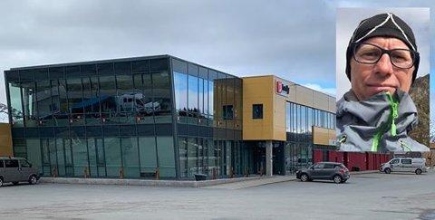 Treningssentrene får ikke åpne sammen med andre tjenestetilbud på mandag. Magne Johansen ved Family Sports Club håper fagforeningen, FHI og Bent Høie kan få på plass felles retningslinjer som tillater åpning.