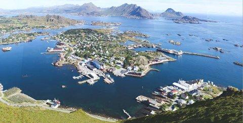Ballstad på Vestvågøy