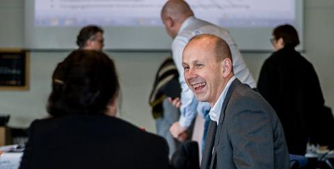 Orfører Ola Nordal har hele tiden vært helt klar på at han ikke ønsker grensejustering. Han ønsker heller ikke at Ås skal slås sammen med andre Follo-kommuner.