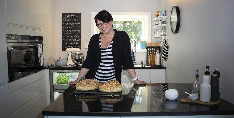 30.000-40.000 lesere daglig: For første gang er en matperson nominert til «Årets romeriking». Trine Sandberg (51) har flere tusen lesere daglig. – Trine Sandberg har stor matmakt, og «bestemmer» hva tusenvis av nordmenn har på middagsbordet, påpeker juryen i sin begrunnelse.FOTO: MARIANNE ENGER
