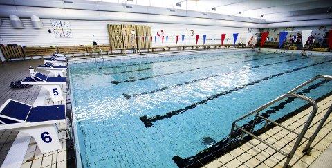 Har fått midler: Inntekter fra eiendomsskatten i Skedsmo har blant annet gått til rehabilitering og vedlikehold av svømmebassengene i Skedsmo kommune. foto: Lisbeth Lund Andresen