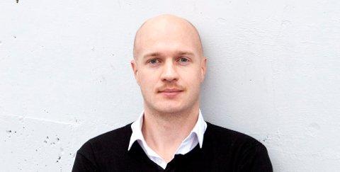 Bjørn Inge Jartun Rødfoss  Vignettbilde