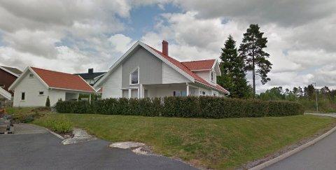Frydenlundveien 22 ble solgt for 4,6 millioner kroner.