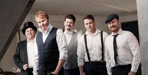 Bekreftet til Steinkjerfestivalen: Rotlaus er det fjerde og siste bandet som festivalen offentliggjør til Steinkjerfestivalen 2021.