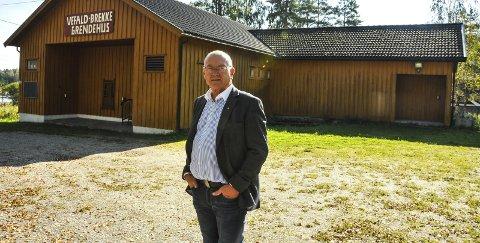 NY RUNDE: Halfdan Haugan og administrasjonsutvalget må gå en ny runde for å velge rådmann. arkivfoto: bjørnar hagen vika