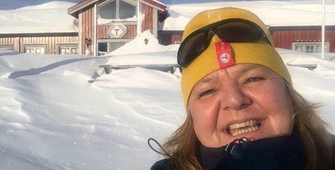 KLAR TIL INNRYKK: Solbjørg Kvålshaugen gleder seg enormt til å ta imot gjester igjen.