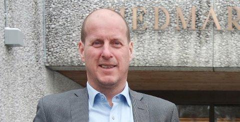 Fylkesråd Thomas Breen