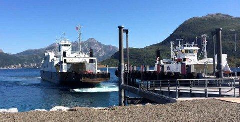Fjord1 tar over fergesambandet mellom Festvåg og Misten etter nyttår.