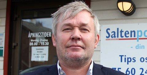 Geir Olsen gir seg som direktør i Saltenposten.