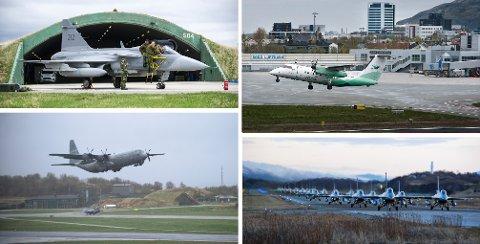 Flyene blir neppe med i handelen, men Bodø kommune overtar mye infrastruktur sammen med eiendommen som skal bli ny bydel.