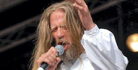 ELG: Øivind Elgenes med band holder konsert i Kongsberg 22. november.
