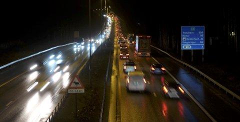 Handlerushet på Black Friday har bidratt til å etablere dagen som en av de verste ulykkesdagene på norske veier.