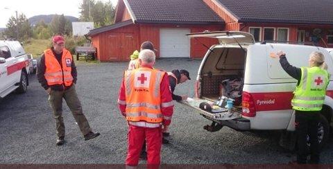Foto: Røde Kors