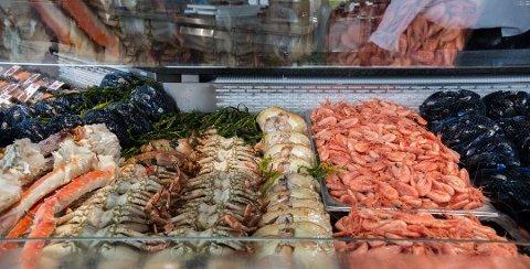 De som spiser fisk og skalldyr minst to ganger i uken blir raskere gravide enn andre. Foto: Mariam Butt, NTB scanpix/ANB