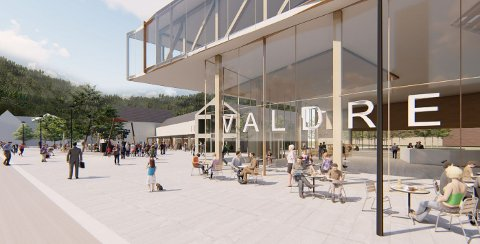 Norconsult har bistått Nord-Aurdal kommune med å utarbeide en mulighetsstudie for nytt torg inklusiv nytt kulturhus for Fagernes sentrum.