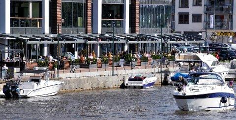 Fredrikstad slik byen kunne presenteres i en «missekonkurranse». – Det er en av Fredrikstad styrker, men er til liten hjelp som næringsdestinasjon, skriver Hege Bongard.