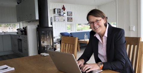 Ellen Annette Nordli Tekst og foto: lill mostad