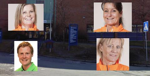 ENDRINGER: Stine Solberg Buvarp, Stine Andreassen, Magnus Bergersen og Anne Mette Holtmon tar over driften.