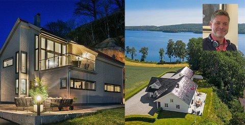 To sjeldne eiendommer i Halden ble i forrige uke solgt av eiendomsmegler Lars Håkon Nohr.