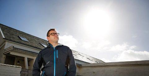 NY EIER: Heine Ferking Birkeland har kjøpt FK Haugesunds akjsepost i TVH. Arkivfoto: Alf-Robert Sommerbakk