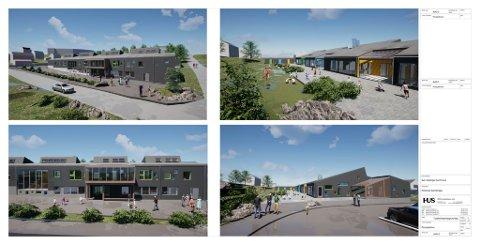 NYBARNEHAGE; Sør-Varanger kommune ser fram til den nye barnehagen står klar høsten 2022.