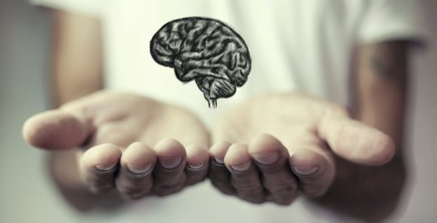 Inni hodet: – Det viktigste steget til å bli bedre, forteller Kulleseid, er å snakke med noen om hva som skjer inne i hodet ditt.
