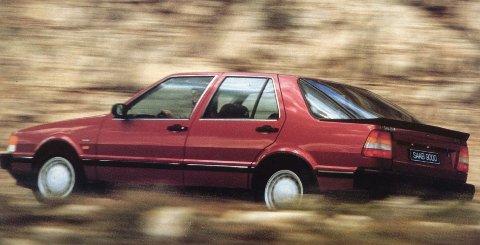 Designet var det stort sett bare en mening om da bilen kom - og den var positiv! (fra brosjyre)