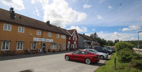 RINGVOLL: For utenforstående er Ringvoll i Hobøl trolig best kjent for sitt private sykehus Medi3 Ringvoll Klinikken.