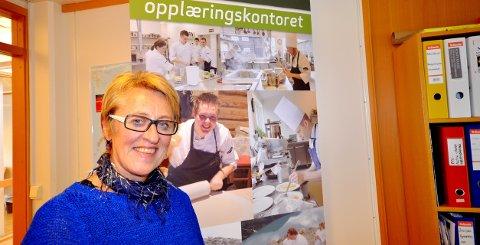 Opplæringskontoret Brimikjøken er ei undergruppe av Lærlingkontoret i Gudbrandsdalen. Dagleg leiar, Bjørg Aaseng Vole, ser store moglegheiter ved eit tverrfagleg opplæringskontor. (Arkivbilde)