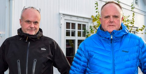 ERSTATNING: – For oss er vedtaket fra Norsk pasientskadeerstatning en viktig erkjennelse av at vår mor døde som følge av feilmedisinering, sier Lasse (t.v.) og Tor Røberg.