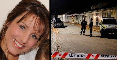 TRIST: Linn Carlsen fra Gjøvik sier at de tenker på de berørte og familiene deres.
