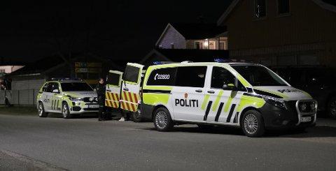 HAUKERØD: Politiet rykket natt til fredag ut til et boligområde på Haukerød etter melding om en voldsepisode på stedet.