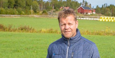 Daglig leder og eier av Kamperhaug, Lasse Fosby, forteller om god respons på prosjektet Kroken.