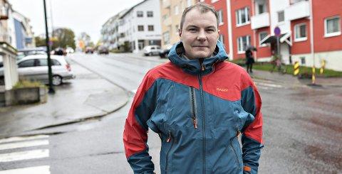 Nytt verv: Ole Henning Ødegård har fartstid som FrP-politiker siden 2003. Nå får han ledervervet i kontrollutvalget i Kristiansund.