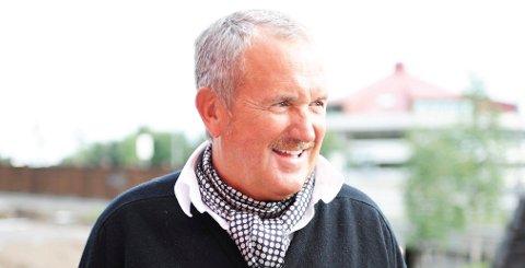 RIK: Helge Hammelow-Berg fikk i sommer oppgjøret etter at han solgte rundt 100 mål på Sjuestokk til byggegiganten JM for nesten 22 millioner kroner. Avtalen skriver seg tilbake til 2006.