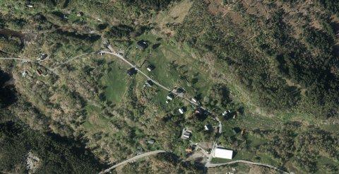 Lengst nord i Meland er blant dei plassane ein no kanskje kan få innstallert breiband i heimen.