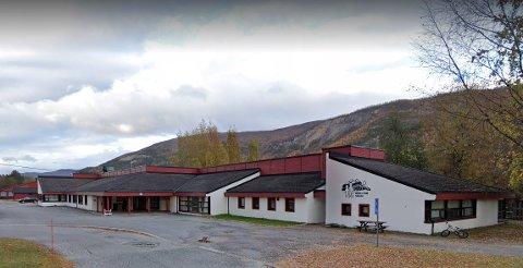 Røkland skole i Saltdal. Foto: Google maps