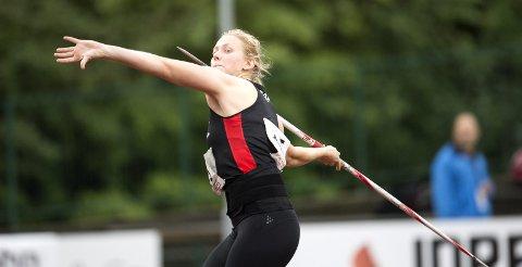 Sigrid Borge (23) er allerede klar for VM i Doha, men en skade i albuen har skapt problemer.