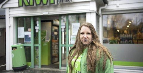 MOT TRAKASSERING: Camilla Hermansen er hovedtillitsvalgt for 14.000 ansatte i Kiwi. Nå vil hun ha nulltoleranse for seksuell trakassering inn i arbeidskontraktene til de ansatte.FOTO: RUNE JOHANSEN