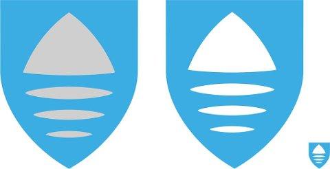 """FAVORITTEN: """"Trippel fjellspeiling i vann"""" heter fylkesvåpenet som Fellesnemnda i Viken gikk inn for."""