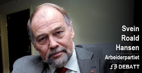 – Dagens abortlov har vist seg å være et praktisk kompromiss på et uløselig dilemma, mener stortingsrepresentant Svein Roald Hansen.