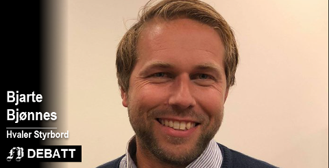 – Utredning som ledet til vedtak om én skole i Hvaler ble gjennomført med både interne og eksterne krefter, fra både bruker- og fagmiljø, påpeker Bjarte Bjønnes.