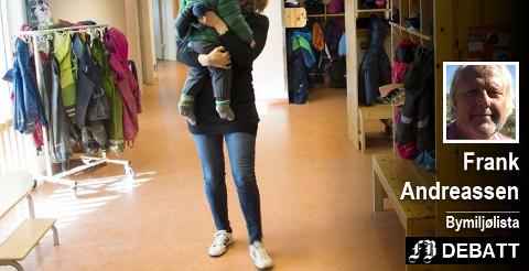 – Fredrikstad ligger over gjennomsnittet i antall familier som går under fattigdomsgrensen. Endringen hadde vært en merkbar forbedring for disse familiene.