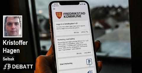 Pendlerparkeringen Kristoffer Hagen ser for seg ved kommende Grønli stasjon bygger på samme teknologi som den  Fredrikstad kommune bruker i parkeringshusene i St.Hansfjellet og Apenesfjellet.
