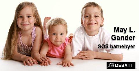 – Omsorg er grunnleggende nødvendig for at barn skal kunne bli ressurssterke voksne, påminner May L. Gander i forbindelse med den internasjonale familiedagen. Foto: Colourbox