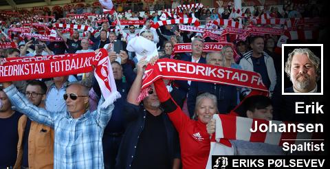 10.000 vakre mennesker som setter sterke følelser i sving i Norges mest attraktive by. Entusiasmen bobler i dagens pølsevev.