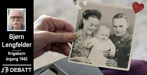 Et vanskelig liv venter for et krigsbarn med tysk far og norsk mor.  – For dem ble det en krig som aldri tok slutt, heter det i filmen.