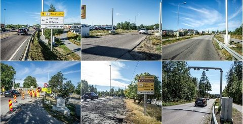 Her kommer bomstasjonene: Bomringen får innkreving på disse stedene: Ved Seut, ved Fredrikstadbrua på østsiden, ved Veumveien og på tre steder på Råbekken, i tillegg til de to på Kråkerøy. Det blir tidligst endringer i innbetalingen i 2022. (Arkivfoto: Geir A. Carlsson)